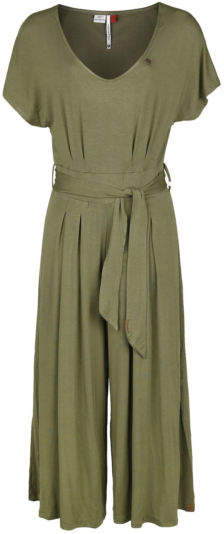 Ragwear Shia Jumpsuit oliv 2111-75008, olive