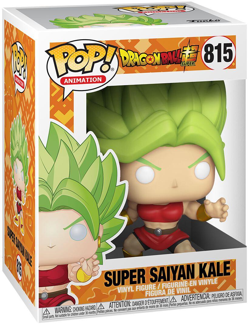 Dragon Ball Super - Super Saiyan Kale Vinyl Figur 815 Funko Pop! multicolor 47685