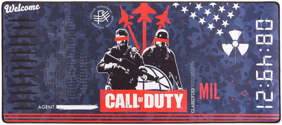 Call Of Duty Cold War - Propaganda  Mouse-Pad  multicolor
