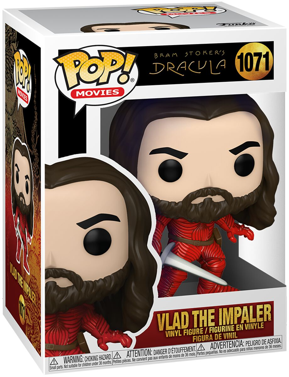 Bram Stoker's Dracula Vlad The Impaler Vinyl Figur 1071 Funko Pop! multicolor 54470