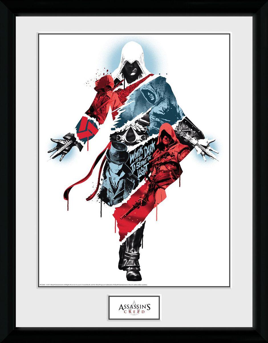 Image of Assassin's Creed Compilation 2 Gerahmtes Bild Standard