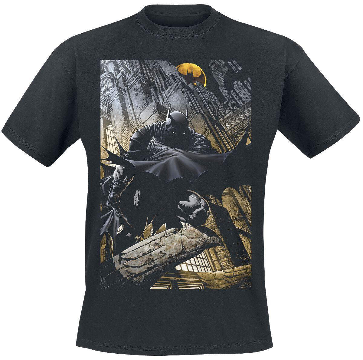 Batman Gotham City powered by EMP
