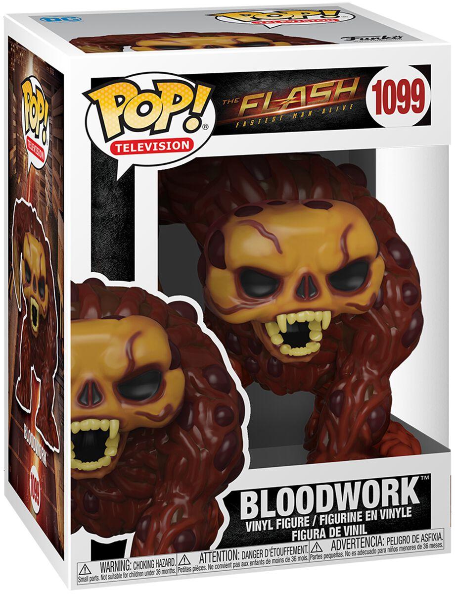 The Flash Bloodwork Vinyl Figur 1099 Funko Pop! multicolor 52020