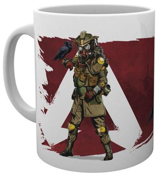 Image of Apex Legends Bloodhound Tasse weiß