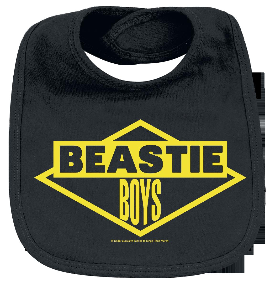 Beastie Boys - Logo - Lätzchen - schwarz