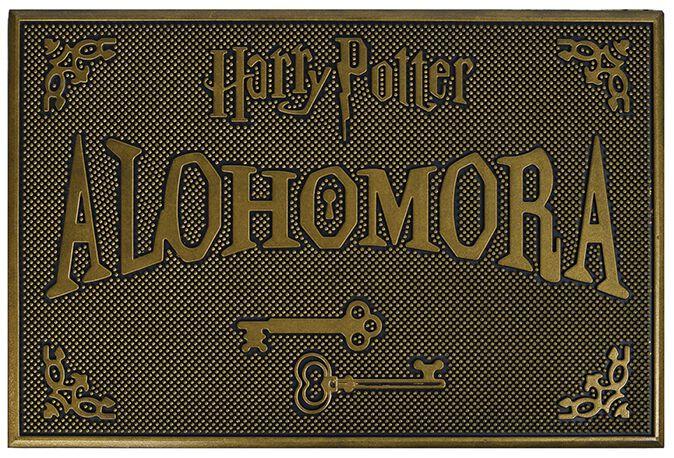 Harry Potter Alohomora Fußmatte multicolor GP85486