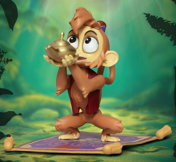 Image of Aladdin Abu (Disney Best Friends Mini Egg Attack) Figur Standard