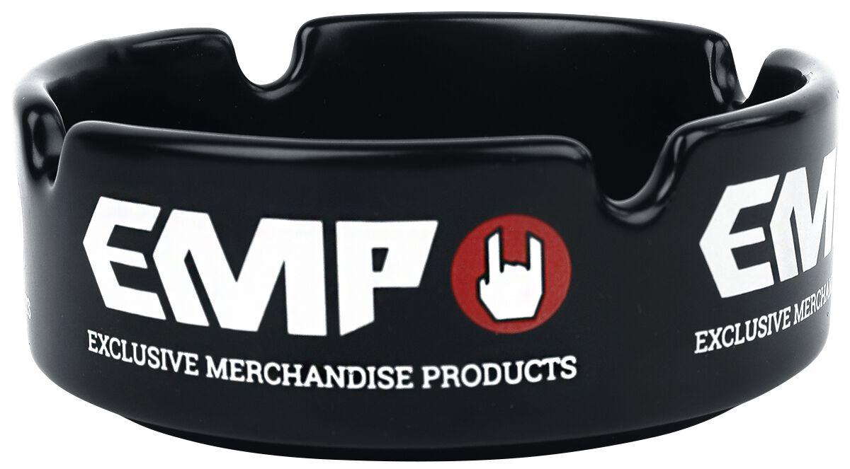 Image of EMP Special Collection Aschenbecher Aschenbecher schwarz/weiß