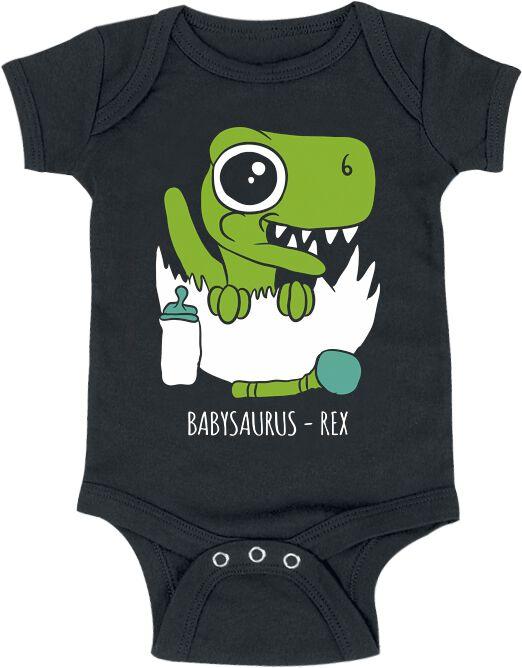 Image of Babysaurus-Rex Body schwarz