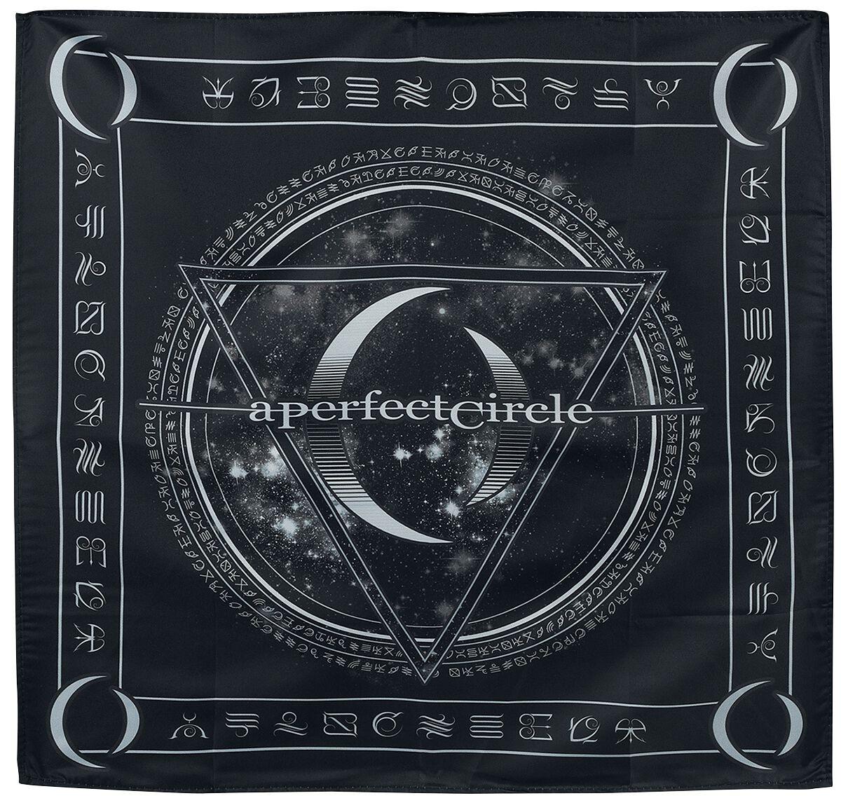 Image of A Perfect Circle Hieroglyphics - Bandana Bandana schwarz