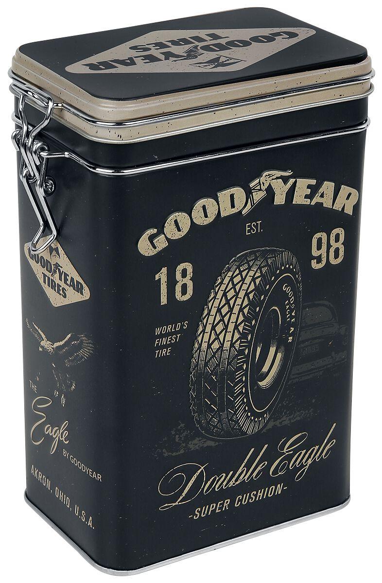 Image of GoodYear Motorcycle - Aromadose Aufbewahrungskiste Standard