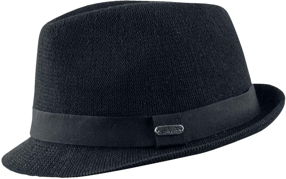 Chillouts Bardolino Hat  Hut  schwarz