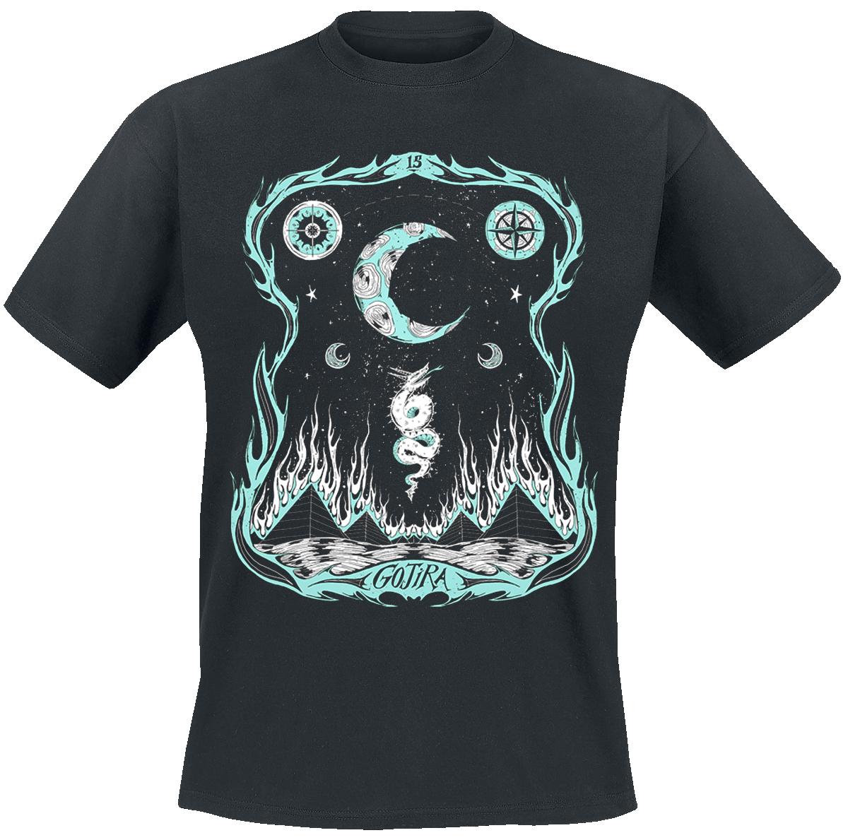 Gojira - Dragons Dwell - T-Shirt - schwarz