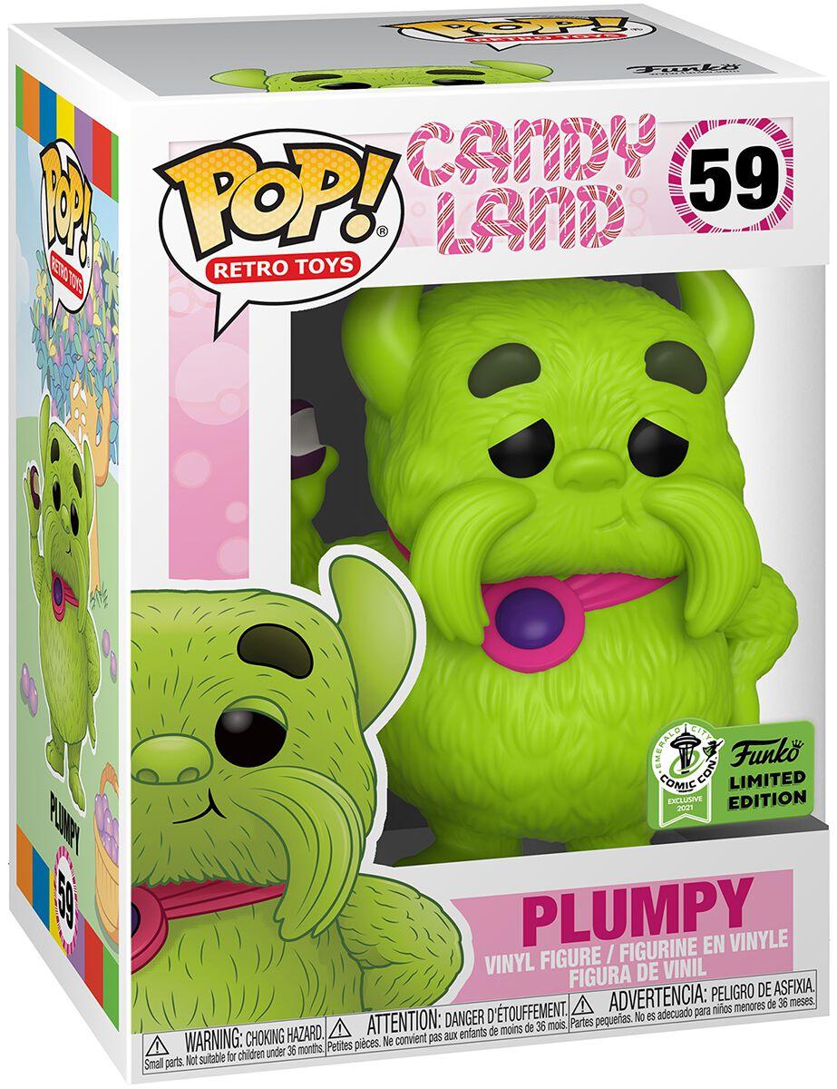 Candy Land ECCC 2021 - Plumpy Vinyl Figur 59  Funko Pop!  Standard