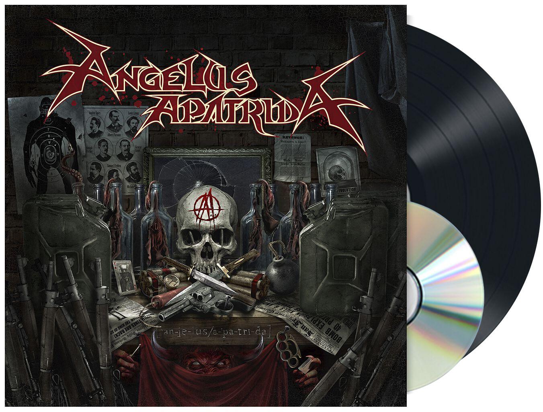 Image of Angelus Apatrida Angelus Apatrida LP & CD Standard