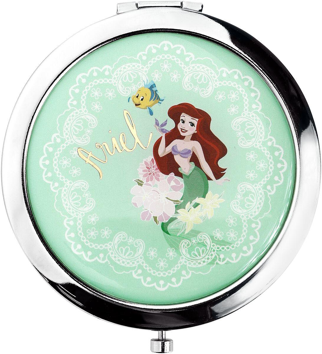 Arielle, die Meerjungfrau Arielle  Taschenspiegel  silberfarben