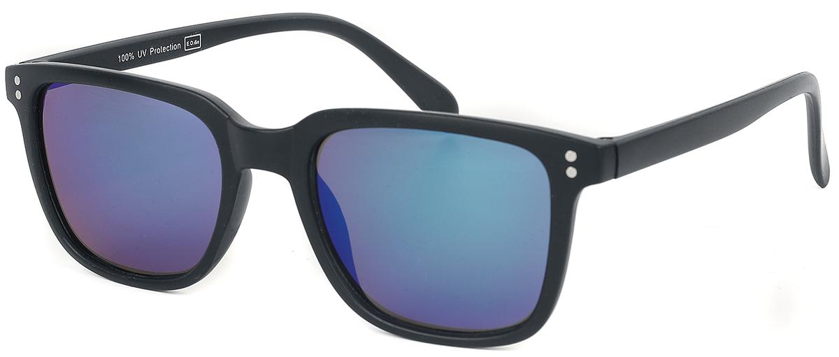Classic Style -  - Sonnenbrille - schwarz| blau
