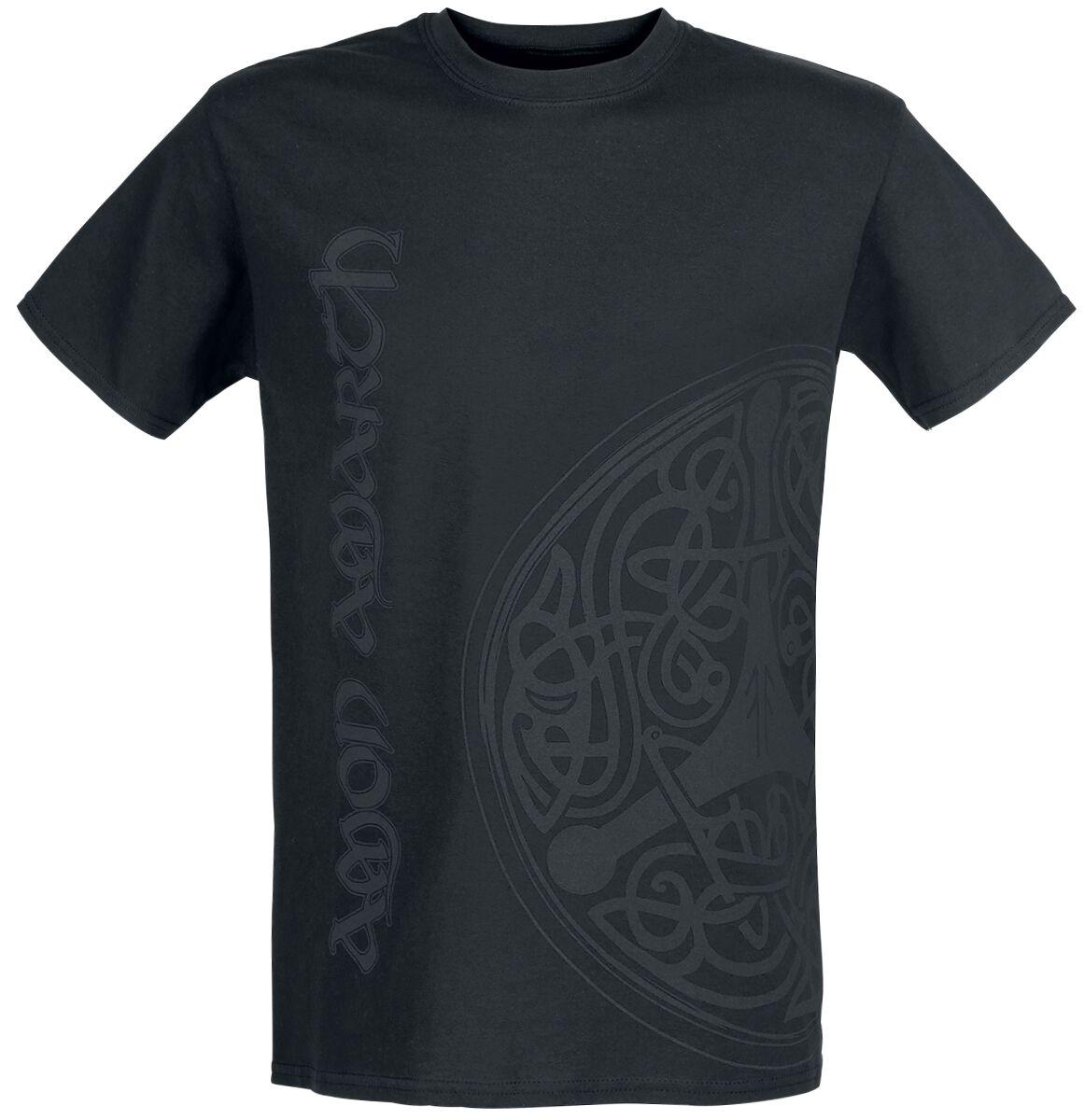Image of Amon Amarth Battle Ship T-Shirt schwarz
