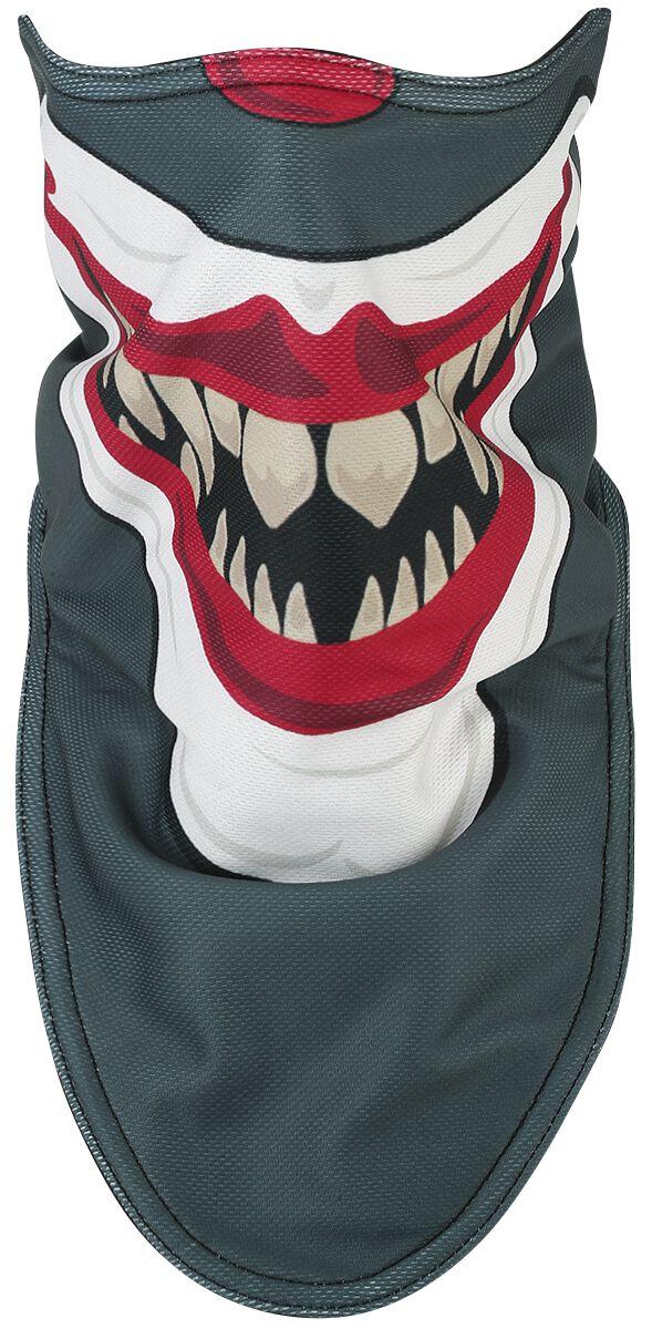 Clown Biker Mask Maske multicolor 3-20-3188 Clown