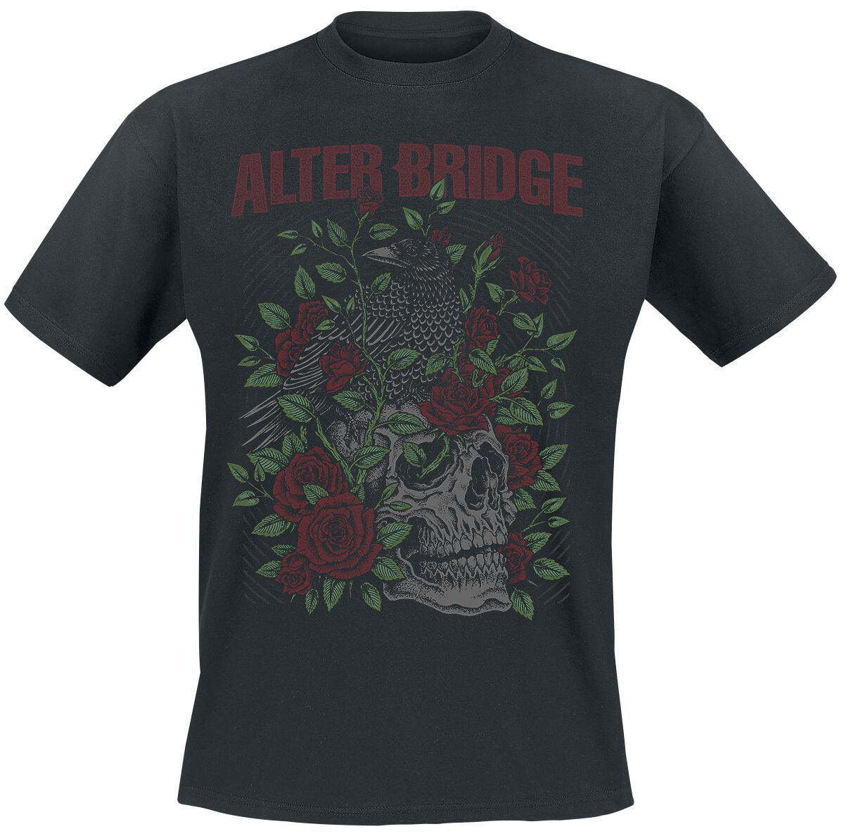 Image of Alter Bridge Last Rites T-Shirt schwarz