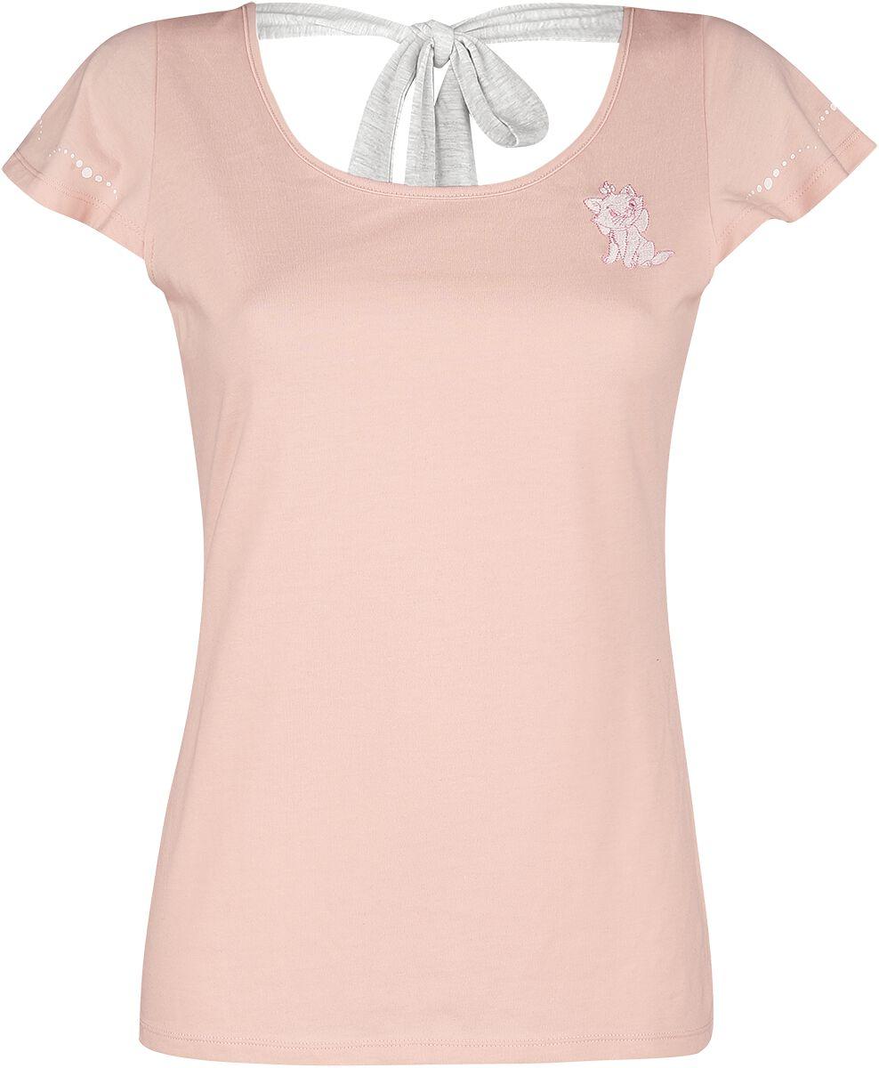 Aristocats 50s Bounding Aristocats T-Shirt rosa . M424613