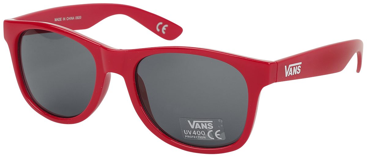 Vans - Spicoli 4 Shades Racing Red - Sonnenbrille - rot
