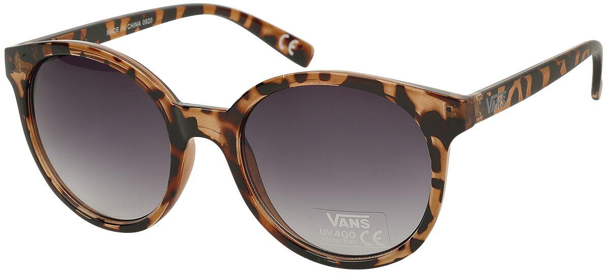 Vans - Rise and Shine Tortoise - Sonnenbrille - braun
