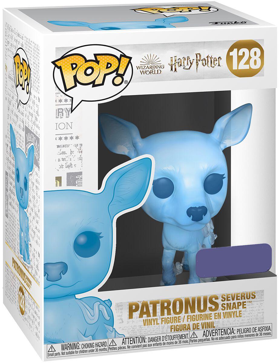 Harry Potter Patronus Severus Snape Vinyl Figur 128 Funko Pop! multicolor 53848