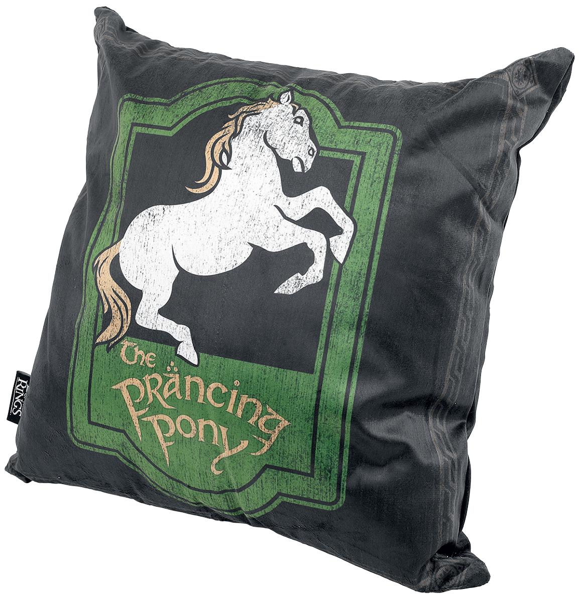 Der Herr der Ringe - Prancing Pony - Kissen - multicolor - EMP Exklusiv!