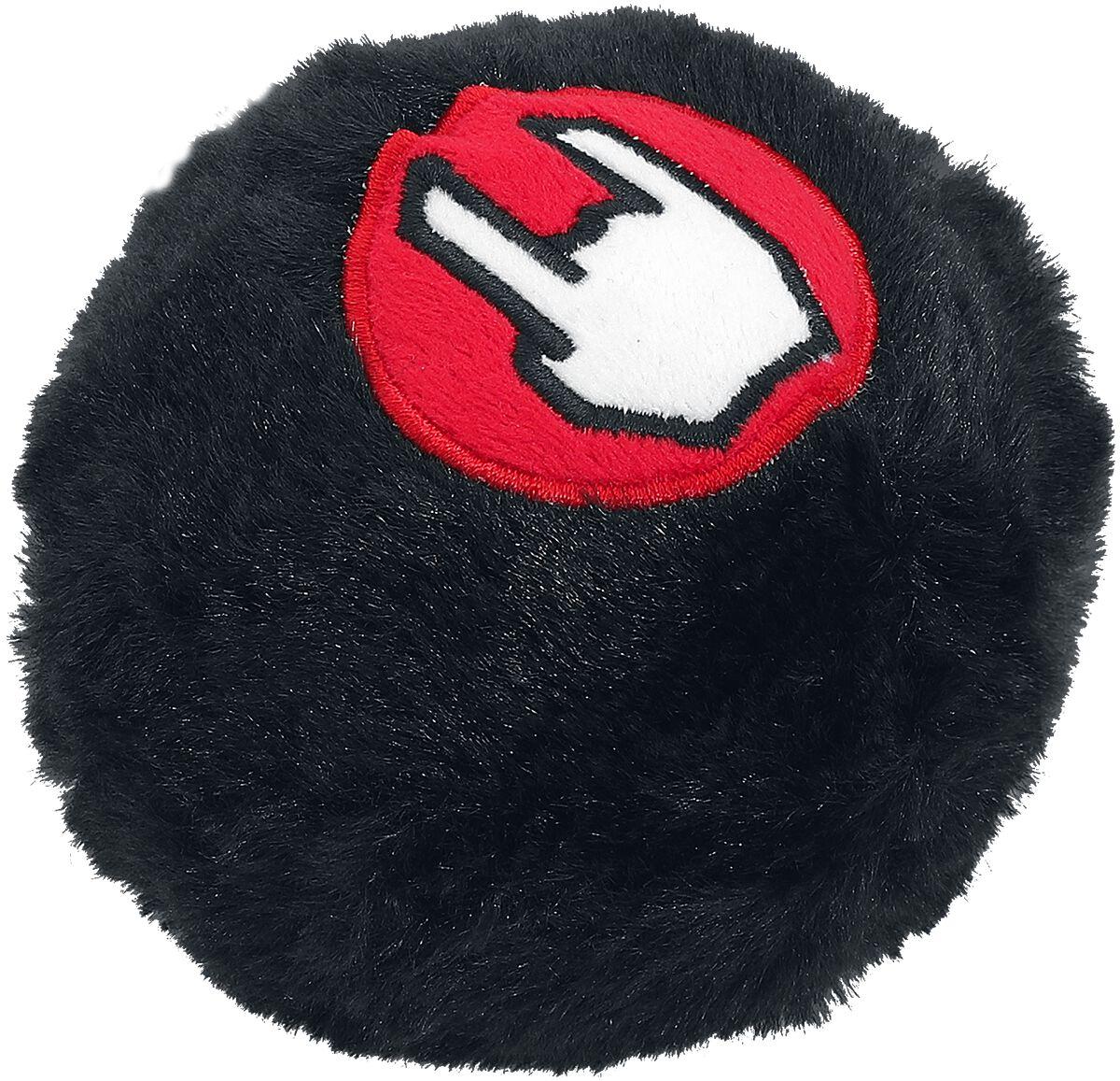 EMP Special Collection Anti Stress Ball Scherzartikel schwarz Black Anti Stress Balls