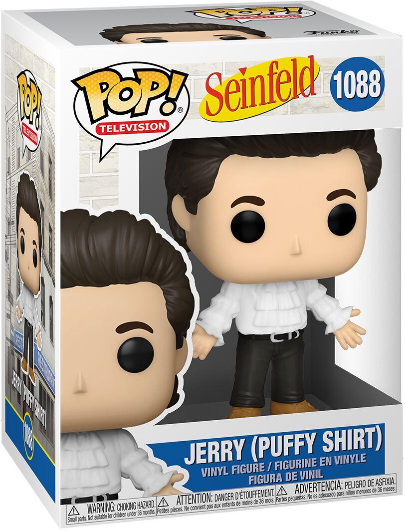 Seinfeld Jerry (Puffy Shirt) Vinyl Figur 1088 Funko Pop! multicolor 54682