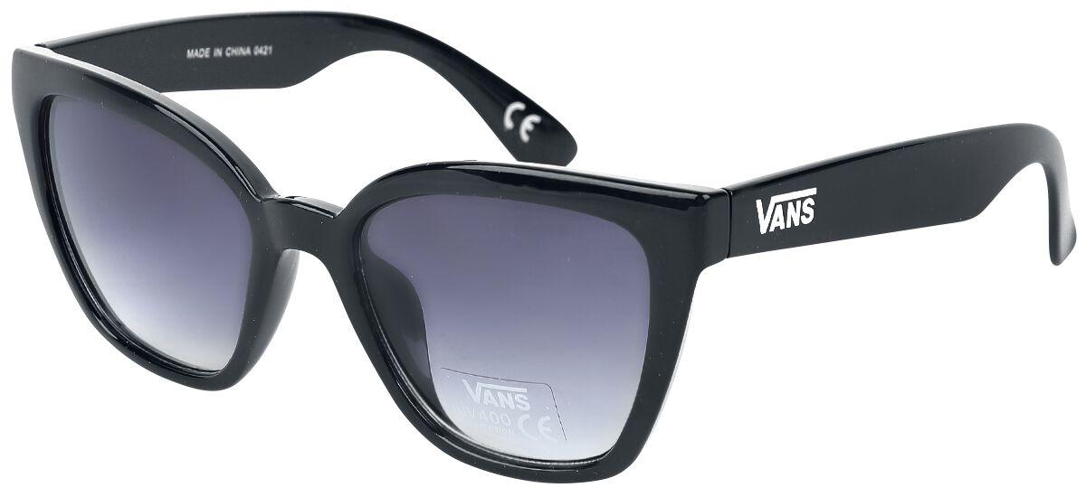 Vans - Cat Sunglasses Black - Sonnenbrille - schwarz