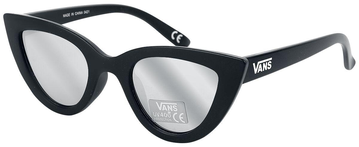 Vans - Retro Cat Sunglasses Black - Sonnenbrille - schwarz