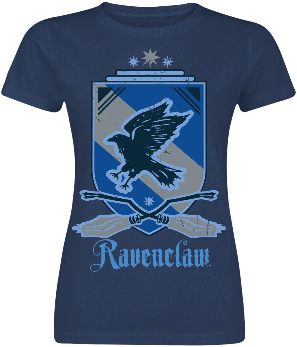 Harry Potter Ravenclaw T-Shirt navy WB-5-HP013-H76-1-NV-XL
