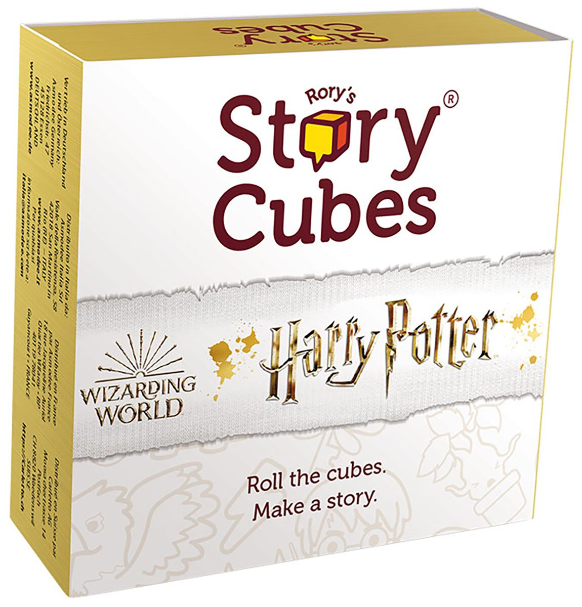 Image of Harry Potter Story Cubes Brettspiel multicolor