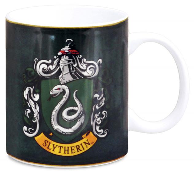 Harry Potter - Slytherin - Tasse - grün