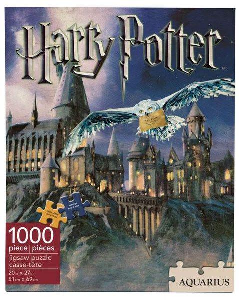 Harry Potter Hogwarts - Puzzle Puzzle multicolor NMR65252