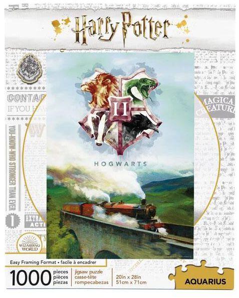 Image of Harry Potter - Hogwarts Express - Puzzle - Puzzle - Unisex - multicolor
