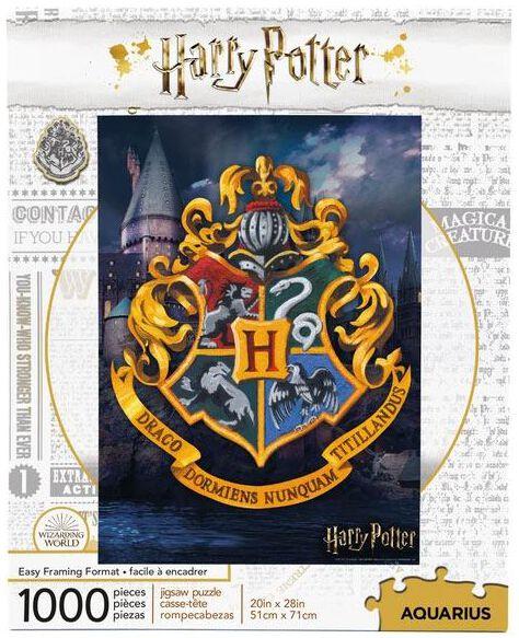Image of Harry Potter - Hogwarts Logo - Puzzle - Puzzle - Unisex - multicolor