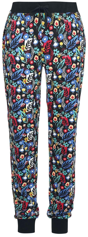 Alice im Wunderland - #Wonderland - Pyjama-Hose - multicolor - EMP Exklusiv!