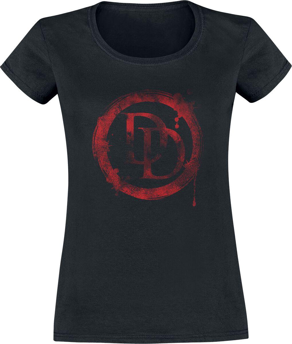 Daredevil Daredevil T-Shirt schwarz MCU00969 SKB1X - FOTL IC-61-432-0
