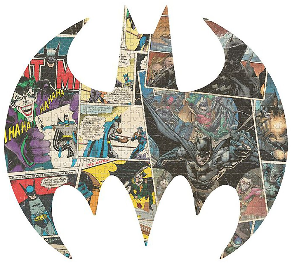 Batman Retro - 750 Teile Puzzle multicolor PP8002BM