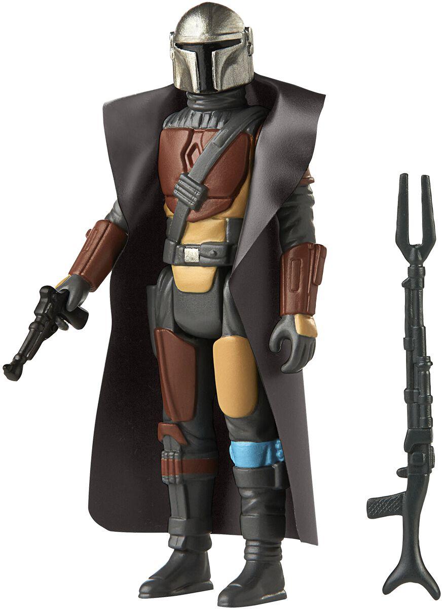 Star Wars The Mandalorian - Retro Collection - The Mandalorian  Actionfigur  Standard