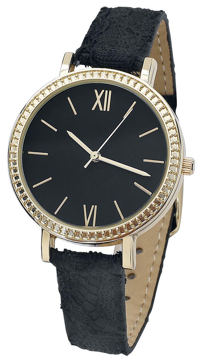 Gothic Lace -  - Armbanduhren - schwarz