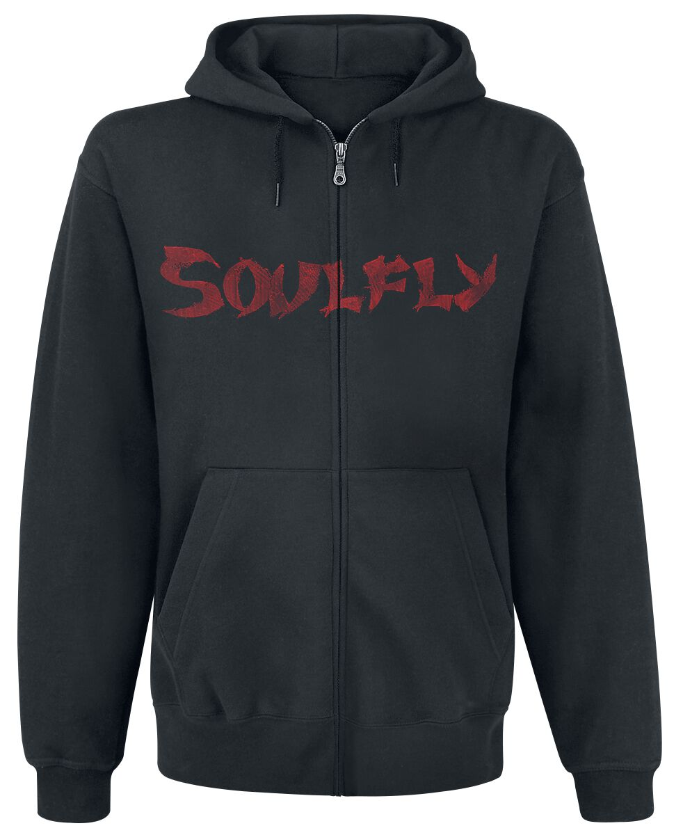 Soulfly We Sold Our Souls Kapuzenjacke schwarz OMHSOSOXXL