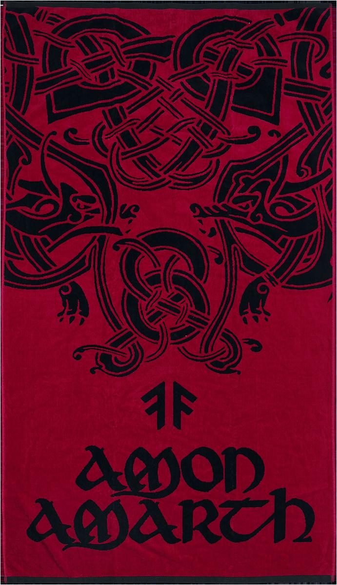 Amon Amarth -  - Handtuch - multicolor - EMP Exklusiv!