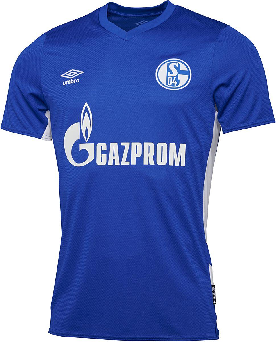 FC Schalke 04 21/22 Home Jersey Trikot blau 94377U