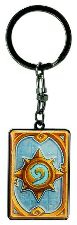 Hearthstone Card Schlüsselanhänger multicolor ABYKEY267
