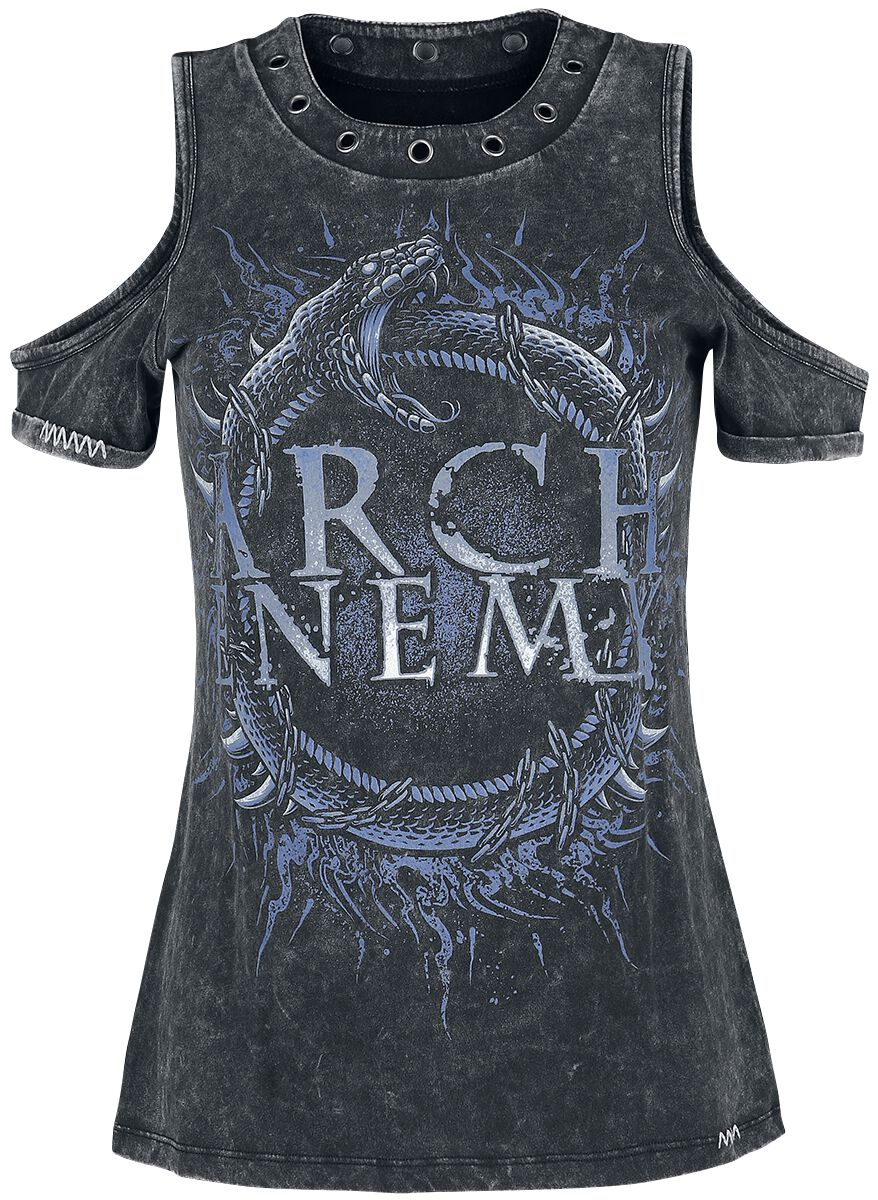 Image of Arch Enemy EMP Signature Collection Girl-Shirt schwarz
