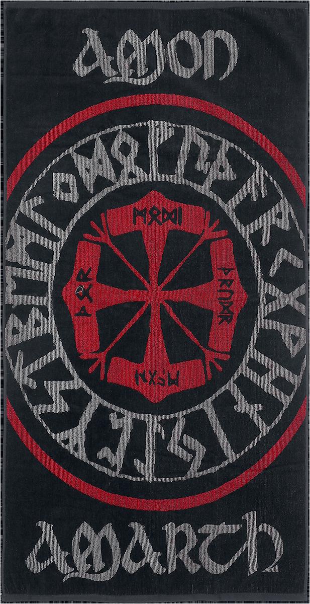 Amon Amarth - Ornaments - Handtuch - multicolor - EMP Exklusiv!